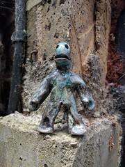 Kiln God (phatcontroller) Tags: ceramics god arts courtyard pottery kiln raku hertford firing