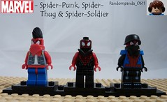 """Why couldn't it be follow the butterflies?"" (Random_Panda) Tags: man comics book spider comic lego fig character spiderman books super hero figure superhero characters heroes minifig minifigs superheroes marvel figures figs minifigure minifigures"