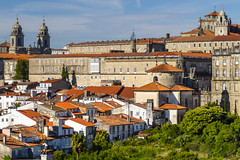 If you want to see the sunshine, you have to weather the storm (dorablancoheras) Tags: sun stone sol piedra santiagodecompostela holly santa city ciudad pilgrim peregrino travel viaje outside exterior verano summer houses casas sky cielo