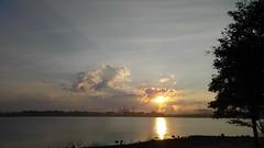 0717161945 (Michael C. Meyer) Tags: castle island boston ma carson beach southie south dusk