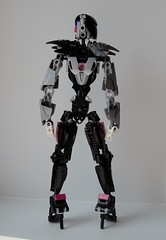 (Tails-N-Doll) Tags: lego bionicle undertale robot mettaton ex