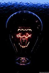 Bulb Fiction (steyer_art) Tags: bulb wire filament light electric