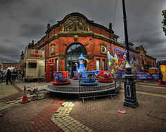 Around the corner (JEFF CARR IMAGES) Tags: northwestengland wideangle lookleftlookright