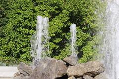 Fontnen vor dem Maximilaneum I (Grner Nomade) Tags: mnchen maximilaneum fontne