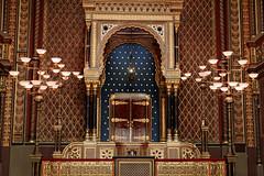 La synagogue espagnole à Prague (Loic Pinseel) Tags: prague praha rã©publiquetchã¨que spanelskasynagoga synagoga synagogue synagogueespagnole praha2novã©mä›sto praha2novéměsto républiquetchèque cze