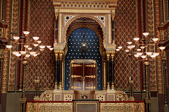 La synagogue espagnole  Prague (Loic Pinseel) Tags: prague praha rpubliquetchque spanelskasynagoga synagoga synagogue synagogueespagnole praha2novmsto praha2novmsto rpubliquetchque cze