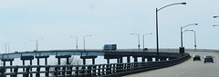 Chesapeake Bay Bridge-Tunnel, Virginia (lotos_leo) Tags: road county travel bridge america bay virginia us spring northampton path tunnel charles estuary adventure cape peninsula route13 chesapeake eastcoast baha delmarva  kiptopeke