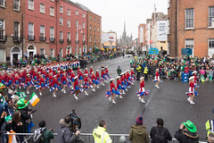 KILGORE COLLEGE RANGERETTES AT THE ST. PATRICKS'S DAY PARADE [2015] REF-102249 (infomatique) Tags: band marching kilgore stpatricksparade streetsofdublin infomatique olympianspirit columbuseasthighschool paddysparade2015infomatique kilgoreinfomat zozimuz paddy2015infomat
