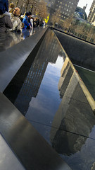 "WTC Memorial Reflection • <a style=""font-size:0.8em;"" href=""http://www.flickr.com/photos/59137086@N08/16642203088/"" target=""_blank"">View on Flickr</a>"