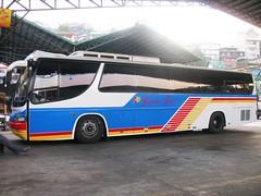 Lizardo Trans Aircon Bus (JanStudio12) Tags: bus se via daewoo baguio trans aircon pinoy fanatic roxas tabuk lizardo bh115 pinukpuk janstudio12