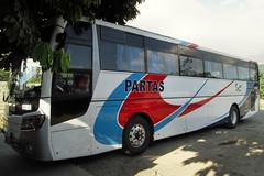 Partas 81168 (II-cocoy22-II) Tags: city bus stop manila ilocos norte pangasinan stopover arnes sison partas batac 81168