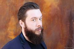 Whiskey Gent (erynthepolymath) Tags: atlanta beard photography farm beards goat wax whiskeygent beardedsinners
