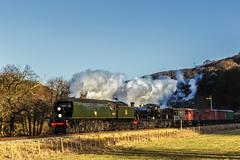 LR 2015_03_07_316 (Phil_the_photter) Tags: wells llangollen steamengine steamrailway gwr llangollenrailway collett 1450 3802 9f 3205 4720 corwen heavyfreight cityofwells 92214 steelsteamstarsiv