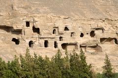 DSC_2431 Dunhuang, Gansu Province, China: Mogao Grottoes (wanderlust  traveler) Tags: china heritage painting religious buddha buddhist religion unesco caves grotto grottoes fresco gansu dunhuang mogao