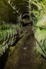 Pasillo Cueva Zugarramurdi (Garimba Rekords) Tags: museo euskalherria brujas navarra cueva zugarramurdi sorgin