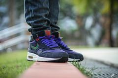 """Nike Air Max 1 x Patta """"Corduroy"""" (jht3) Tags: canon eos nt sneakers nike 7d denim runners kicks airmax airmax1 am1 jont niketalk selvedge airmax90 am90 wdywt teamamfam womft teamam"""