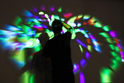 "WORKSHOP: Percepce lidského oka / Video jako zdroj světla na divadle • <a style=""font-size:0.8em;"" href=""http://www.flickr.com/photos/83986917@N04/16900508149/"" target=""_blank"">View on Flickr</a>"