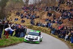 Rally Il Ciocco e Valle del Serchio 2015 (Tripodi Massimiliano) Tags: del rally valle il e s2000 skoda fabia scandola 2015 serchio damore ciocco