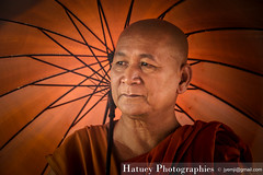 Myanmar 2015 04277 (Hatuey Photographies) Tags: portraits monks myanmar asie moines amarapura ubeinbridge ubein 2015 mandalayregion hatueyphotographies ©hatueyphotographies