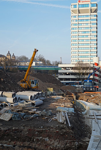 Wuppertal-Elberfeld: The heart of the city is a mess...