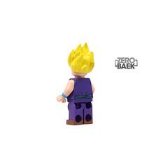 ()-2 (zerobaek0100) Tags: lego hobby figure custom zero dragonball mifi zerobaek