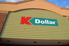 K Dollar (Edit) (Nicholas Eckhart) Tags: usa retail mi us closed michigan detroit pontiac former stores kmart bloomfieldhills shuttered 2015 discountstore superkmart searsoutlet kdollar