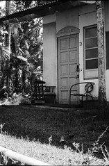 Farmhouse (je245) Tags: farmhouse fuji philippines laguna rodinal liliw 125 acros100 leicam3 leicasummicron50mmf20rigid