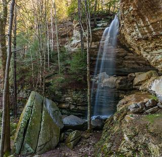 The Falls of Disputanta