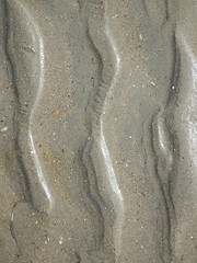 Patterns on the shore (fdecomite) Tags: strand sand pattern wave estan plage wavelet