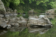 River Rocks (tsubame) Tags: japan rivers saitama ranzan  japanesenature