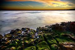 Platja Llarga (German SC) Tags: longexposure autumn sea sky water clouds landscape mar spain mediterranean silk cel natura catalonia catalunya seda aigua salou posta tardor nuvols paisatge mediterrani tamron1750f28 llargaexposici atravsdelvisor sonyalphadslta65 germansc