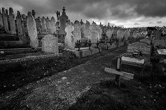 Barnoon Cemetery 2 (thriddle) Tags: cornwall stives