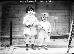 The Titanic Orphans: Two brothers put on last lifeboat by father who died in disaster (and were only reunited with their mother after she saw newspaper appeal), April 1912 [5323x3900] #HistoryPorn #history #retro http://ift.tt/20jNmcx (Histolines) Tags: she two history by last newspaper saw with brothers who father mother retro orphans lifeboat disaster only april timeline and were after 1912 their titanic reunited put died appeal the vinatage historyporn histolines 5323x3900 httpifttt20jnmcx