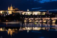 Castle of Prague (ah_photographix) Tags: czech skyline schloss prag moldau moldova castle prague