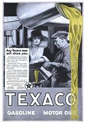 Texaco - 19230922 Literary Digest (Jon Williamson) Tags: history vintage advertising ad vintageadvertising vintagead vintascope
