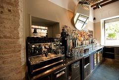 _DSC1132 (fdpdesign) Tags: arredamenti shop design shopdesign nikon d800 milano italy arrdo italia 2016 legno wood ferro sedie tavoli locali cocktails bar interni architettura