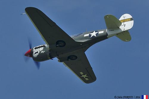 Curtiss P-40 N Warhawk / SDPA - Société de Développement et de Promotion de l'Aviation / F-AZKU