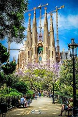 16 of The Most Spect (seewhatyoumean) Tags: world barcelona familia spectacular that spain places visit most everyone 16 should sagrada the