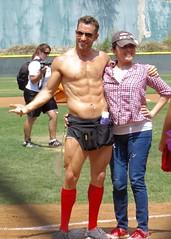 IMG_4459 (danimaniacs) Tags: shirtless man hot sexy guy pecs legs muscle muscular hunk abs stud stevesiler