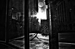 Voices  !!!!!!!! (imagejoe) Tags: street vegas people white black reflections photography nikon shadows photos nevada strip