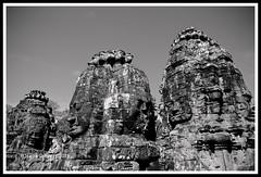 Angkor Thom - the temples (calamur) Tags: architecture cambodia buddhist siemreap buddhisttemple angkorthom harinicalamur nikond7000
