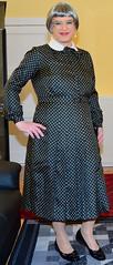 Ingrid022413 (ingrid_bach61) Tags: dress mature kleid pleatedskirt faltenrock