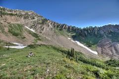 Provo Canyon Way Back (boysoccer3) Tags: snow nature canon utah hiking ktm idaho backcountry ktm350