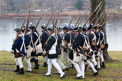 CV937 Washington Preparing to Cross the Delaware (listentoreason) Tags: usa history america canon unitedstates pennsylvania military favorites places event revolution americanrevolution reenactment militaryhistory historicalreenactment americanrevolutionarywar washingtoncrossing washingtonscrossing ef28135mmf3556isusm score30 washingtoncrossingthedelaware militarytheater washingtoncrossingpa