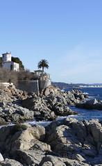 S'AGARÓ (beagle34) Tags: mar paisaje catalunya costabrava 167 paisatge baixempordà sagaró panasonicfz1000