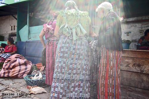Granny chat - Guatemala