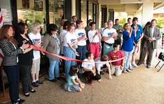 """FSO Thrift Store Ribbon Cutting • <a style=""""font-size:0.8em;"""" href=""""https://www.flickr.com/photos/58294716@N02/16415063703/"""" target=""""_blank"""">View on Flickr</a>"""