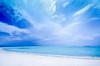 the blue sky and the blue ocean (maaco) Tags: ocean blue sea sky cloud beach water clouds photoshop sand nikon honeymoon horizon wide sigma resort adobe fourseasons shore 1020mm maldives whitesand stroll sandybeach lightroom baaatoll luxuryresort sandyshore d7000 landaagiraavaru fourseasonsresortmaldivesatlandaagiraavaru