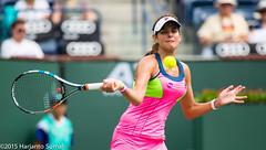 BNP Paribas Open 2015 - Indian Wells (harjanto sumali) Tags: california sport atp tennis wta indianwells wtatour atptour protennis juliagoerges bnpparibasopen