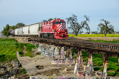 BEK_photo_150312_246 (blair.kooistra) Tags: california interurban stockton railroads cct 2015 genset streetrunning railfans interurbans shortlines centralcaliforniatraction winterail winterail2015